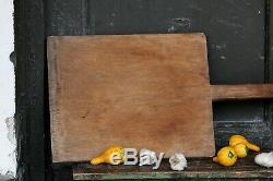 Antique Cutting Board Country Wood Breadboard French Vintage House Serving Tray