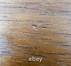 Beatriz Ball 20 Wide Soho Galena Oval #7026 Wooden Serving Tray / Cutting Board