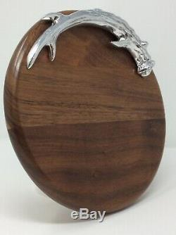 Beatriz ball wood Western Antler 10 Oval ash