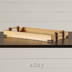 Blume Rectangular Serving Tray Darby Home Co Free Shipping High Quality