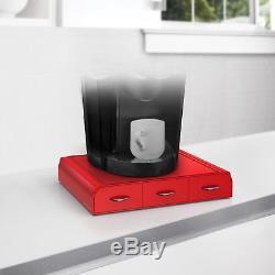 Coffee Pod Holder Storage Drawer Single Serve Holds 36 Keurig Pods Organize Gift
