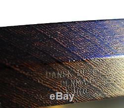 Dansk Wenge & Teakwood Tray Cheese Board Teak Rare Wood Quistgaard Mid Century