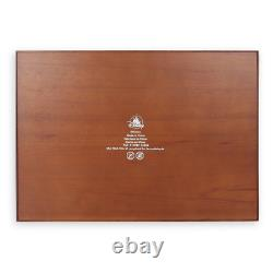 Disney Mickey Mouse Tropical Wood Serving Tray