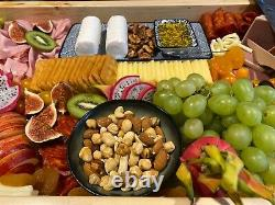 Extra Large Cheese Board Charcuterie Platter Serving tray Hand Made