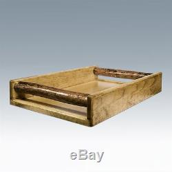 Montana Woodworks MWGCST Glacier Country Serving Tray