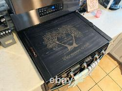 Personalized Stove Top Cover / Noodle Board / Ottoman Serving Tray #21236