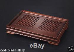 Teatray side table tea party table solid wood teatray tea serving tray tea board