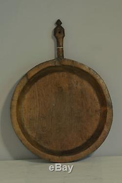 Thailand Wood Tray serving Platter Large Round Wood Tray Thailand