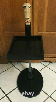 Vintage Bombay James Butler Serving tray large 33 inches tall