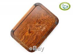 Wenge Wood Solid Gongfu Tea Table Serving Tray 27cm19cm